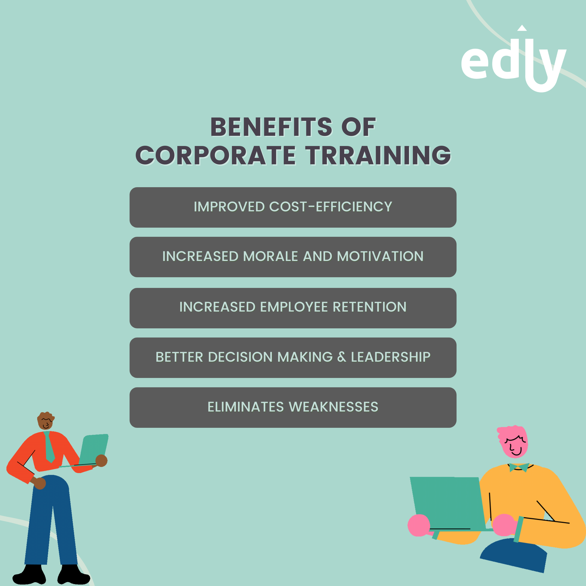 Benefits of Corporate Training