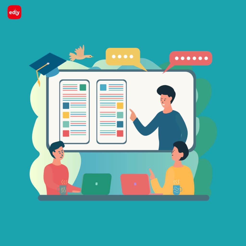 Hybrid and Blended Learning